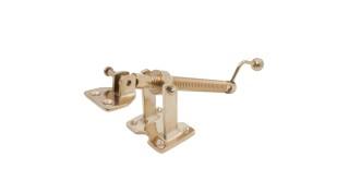 Option E (OPTE) - Brass Hand Winder (300mm)