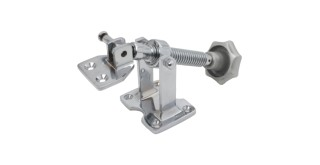 Option W (OPTW) - Aluminium Hand Winder (150mm)